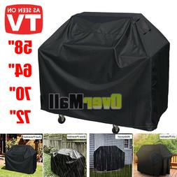 Waterproof Outdoor Barbecue BBQ Gas Grill Cover 600D Heavy D