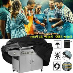Waterproof Protection BBQ Grill Cover Gas Barbecue Outdoor 3