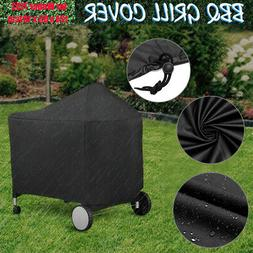 For Weber 7152 Black Grill Cover Protective for Performer Ch