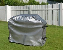 Weber Genesis  E-310 Grill Outdoor Waterproof Gray Cover 63'